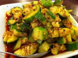 Cucumber with House Chili Sauce