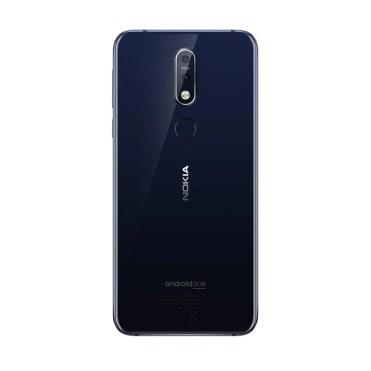 Nokia 7.1 pozadi