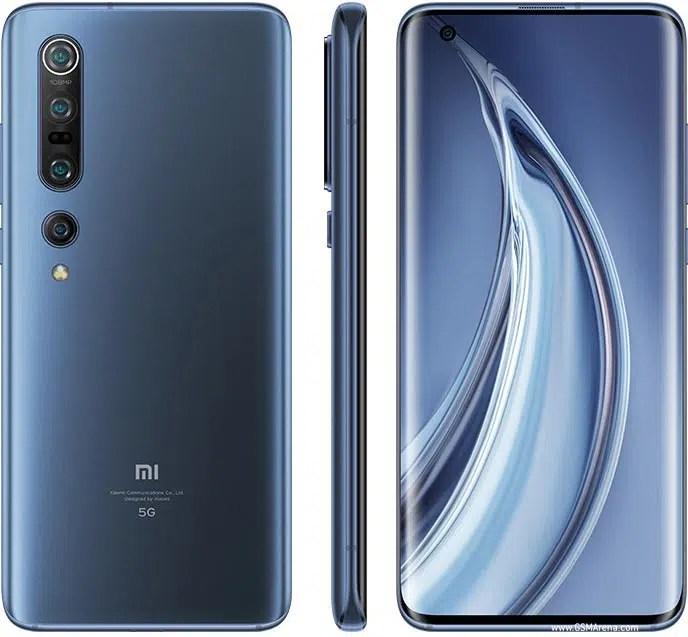 Xiaomi Mi 10 Pro plava boja