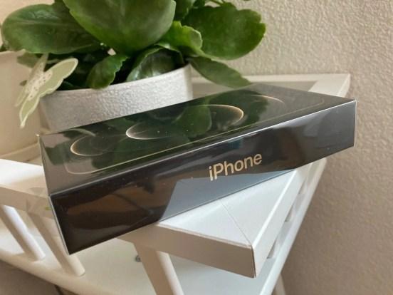 Novo mini pakovanje Iphone 12 Pro