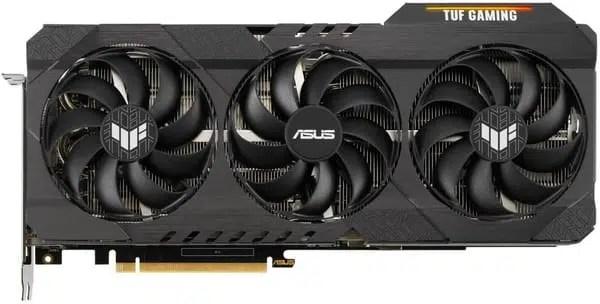 ASUS GeForce TUF RTX 3080 O10G Gaming 2