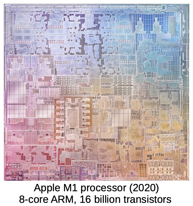 Apple M1 SOC 1