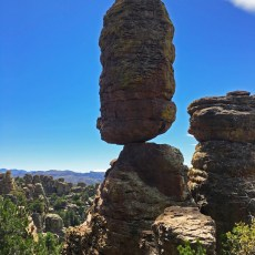 Exploring Chiricahua National Monument