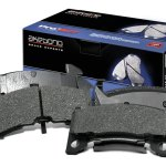 Akebono ACT787 ProACT Ceramic Brake Pad Review