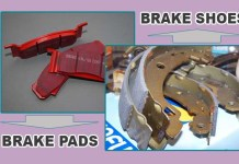 Brake Shoes vs. Brake Pads