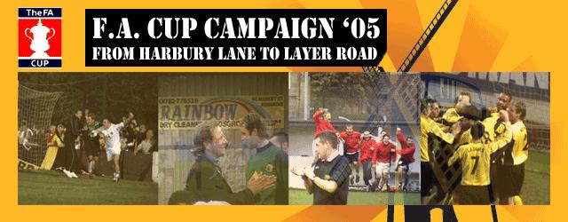FA Cup Run 2005