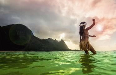 Kauai Rain Dance