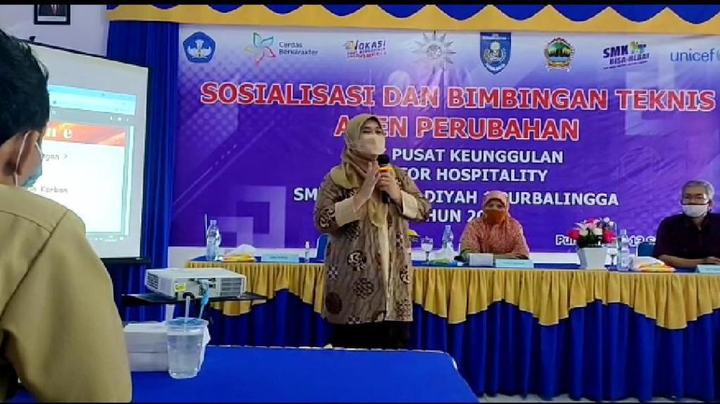 SMK Muhammadiyah 1 Purbalingga Lawan Tindakan Bullying di Sekolah