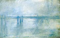 Monet Charing_Cross_Bridge,_London 1901
