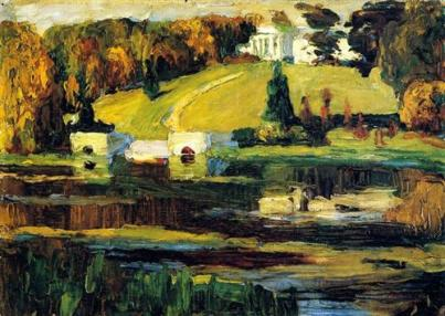 okhtyrka-autumn-1901 W Kandinsky