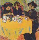 coffee-drinking-women Kirchner 1906