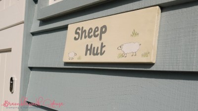 Flutterby Crafts Sheep