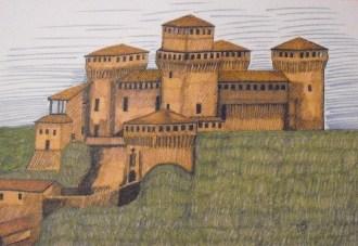 Fortezza di Bardi - chine