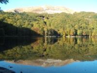 Lago Santo e riflessi