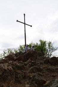 Croce di vetta Monte Pietranera