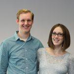 Luke and Holly Reger :