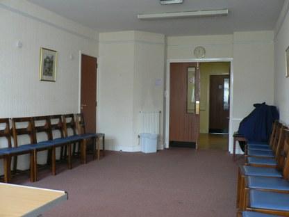 Ground Floor Meeting Room 1