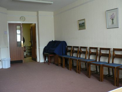 Ground Floor Meeting Room 3