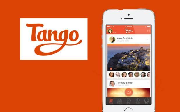 تحميل برنامج المحادثات tango 2017