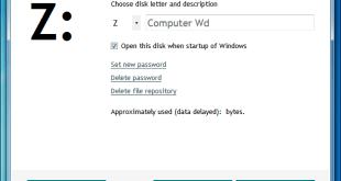 تحميل برنامج Secret Disk لاخفاء الملفات للكمبيوتر