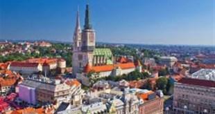 عاصمة كرواتيا