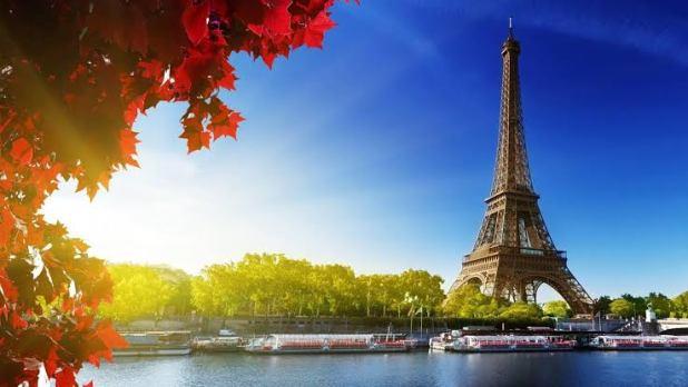 السياحة فى باريس