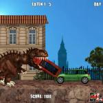 لعبة ديناصور لندن London Rex