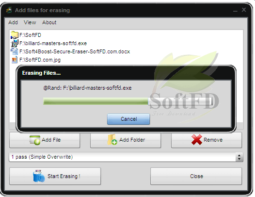Soft4Boost Secure Eraser 2