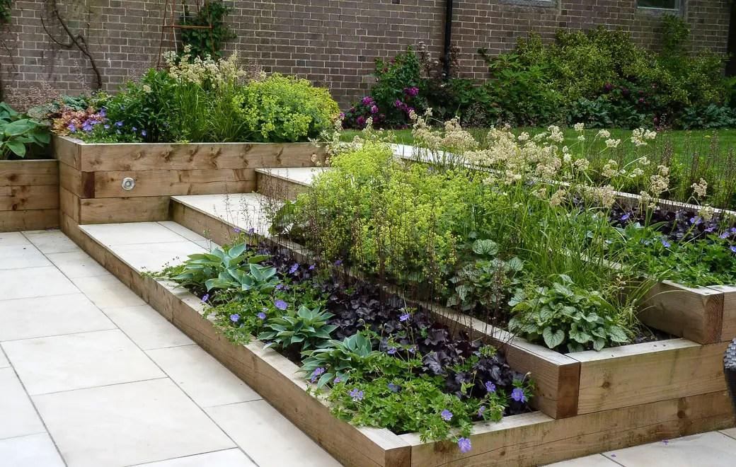 Planting Schemes Planting Design | Bramley Apple Garden Design on Backyard Layout id=81785