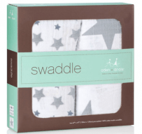 Aden+Anais large muslin, swaddle blanket