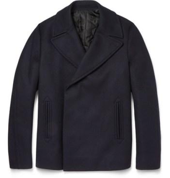 Пальто для худого мужчины
