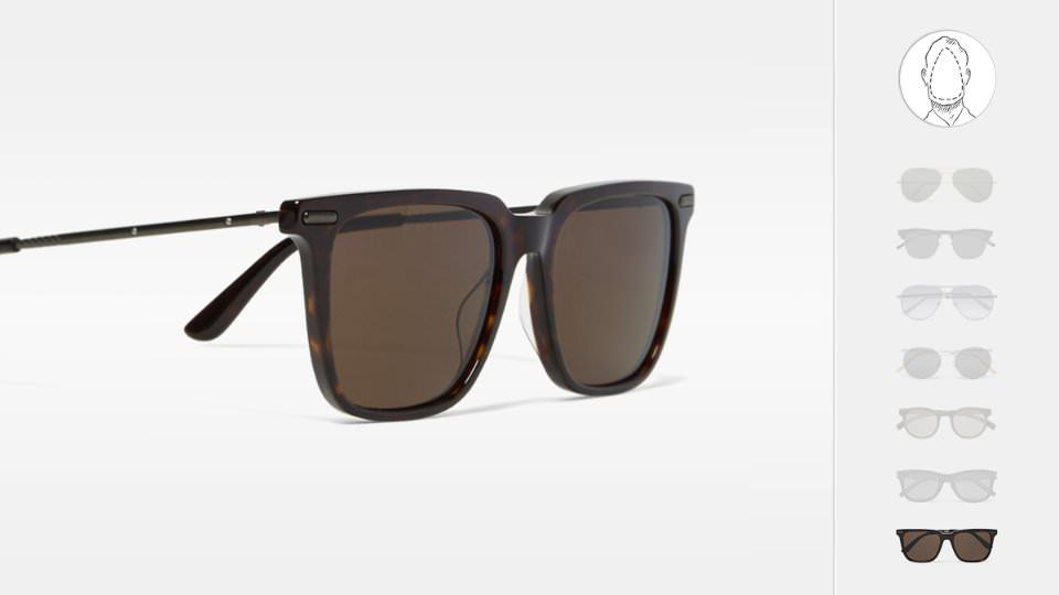 как выбрать мужские солнцезащитные очки