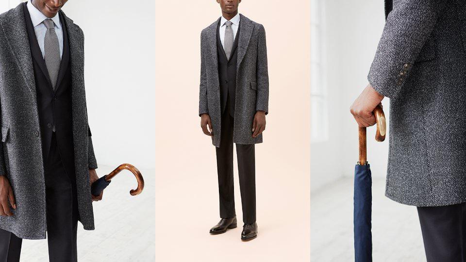 f322699b1ba Как выбрать мужское зимнее пальто по типу ткани