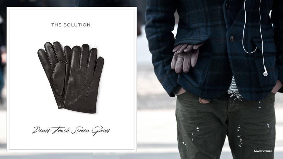 Как одеться парню зимой