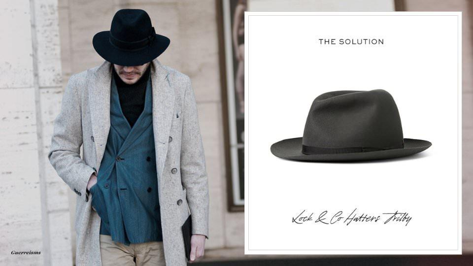 Как выбрать мужскую шляпу на зиму