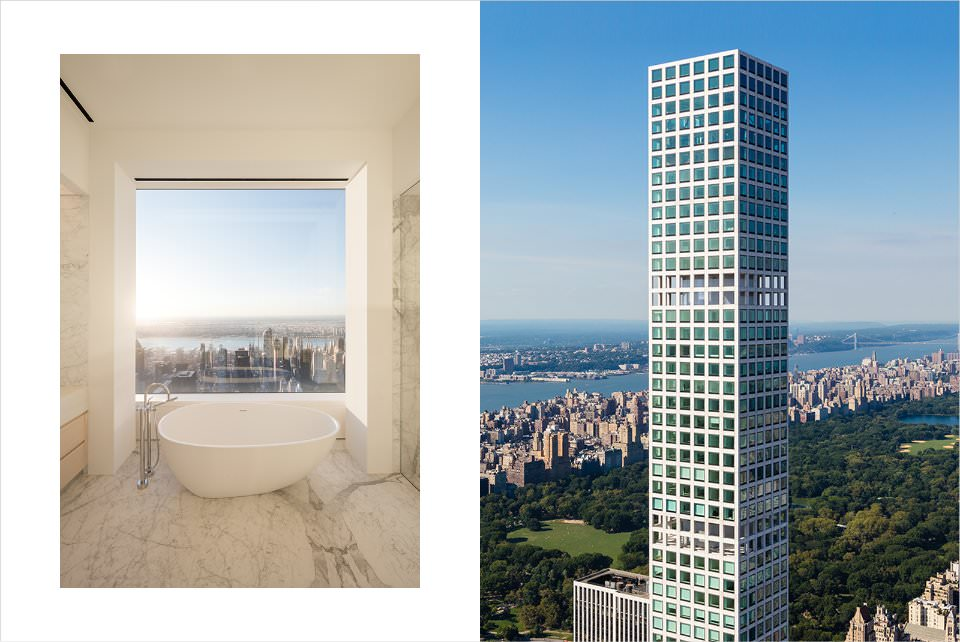 Развитие современной архитектуры, Нью-Йорк