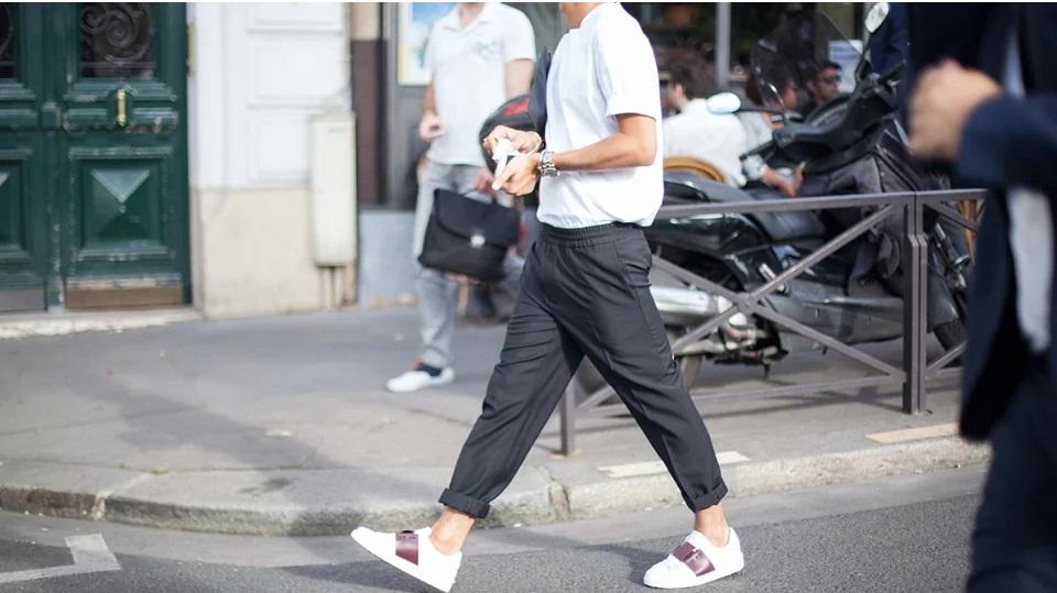 Уличный стиль одежды 2018