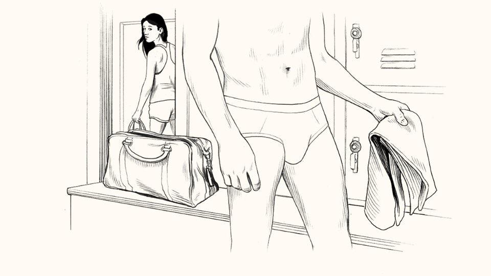 нижнее белье для мужчин