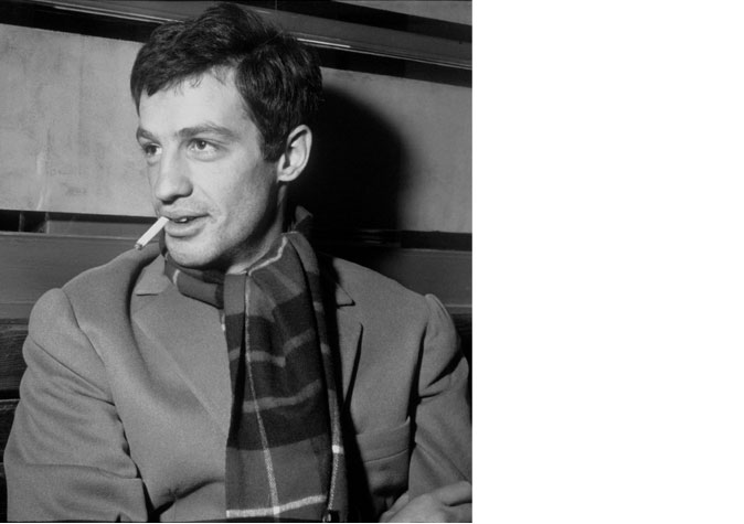 Французкий актер Жан-Поль Бельмондо