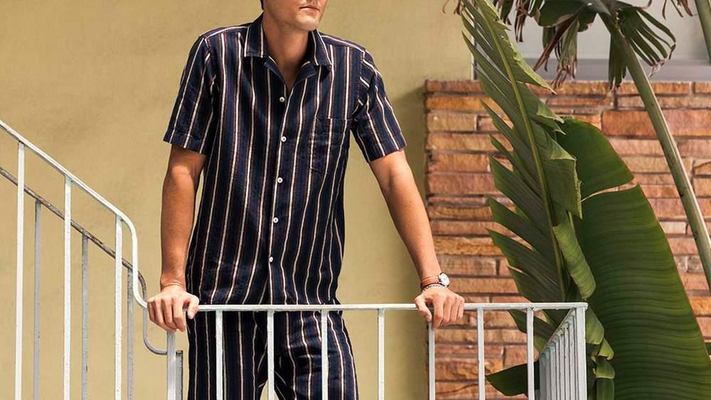 как одеться летом мужчине