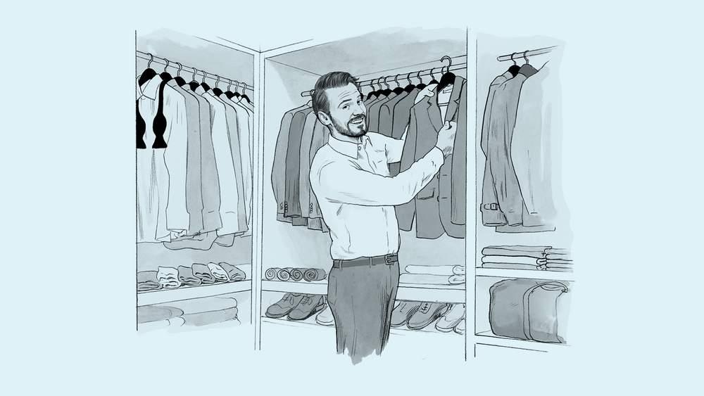 советы по уходу за одеждой