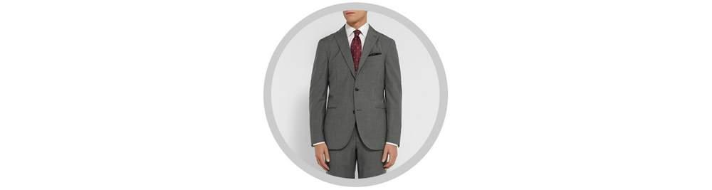 виды мужских костюмов