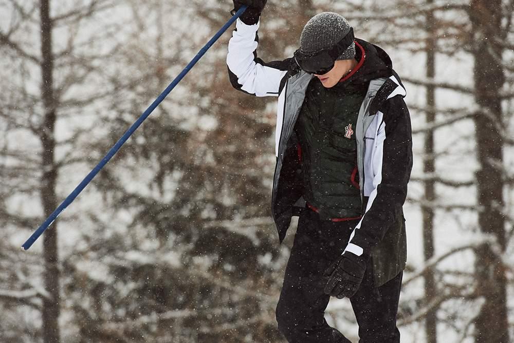 Снаряжение для лыжного спорта