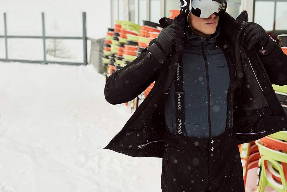 Лыжная куртка Phenix