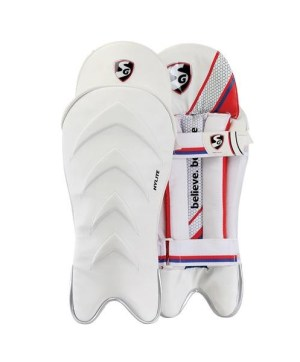 Wicket Keeping Leg Guards - Nylite