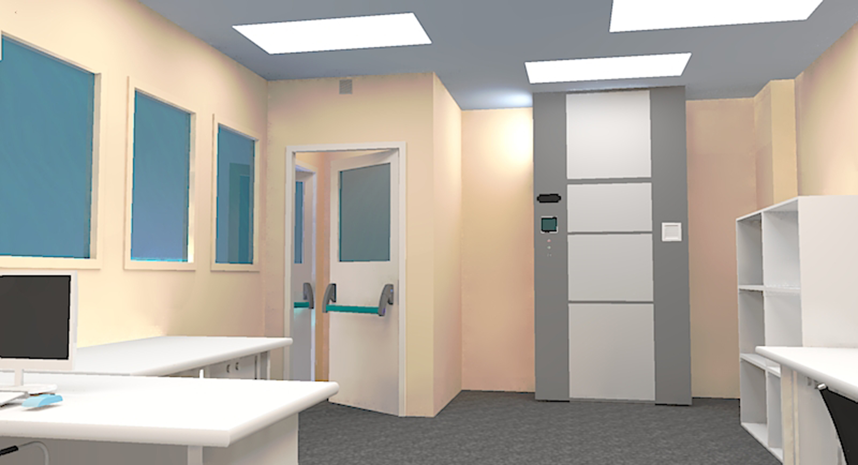 conditioned-laboratory-rendering