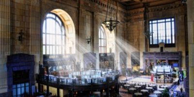 Harvey's at Union Station