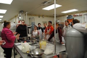8th Grade Visits - Culinary