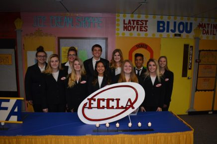 FCCLA Students PM