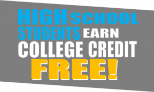 High School students earn free college credit while attending the BACC